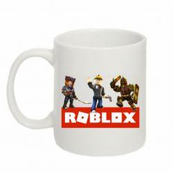 Кружка 320ml Roblox Heroes