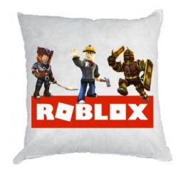 Подушка Roblox Heroes