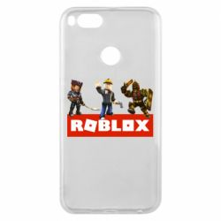 Чехол для Xiaomi Mi A1 Roblox Heroes