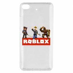 Чехол для Xiaomi Mi 5s Roblox Heroes