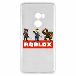 Чехол для Xiaomi Mi Mix 2 Roblox Heroes