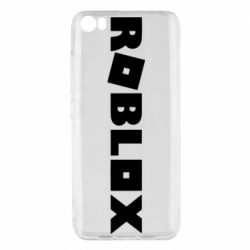 Чехол для Xiaomi Mi5/Mi5 Pro Roblox inscription