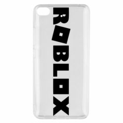 Чехол для Xiaomi Mi 5s Roblox inscription