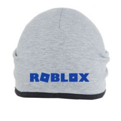 Шапка Roblox inscription