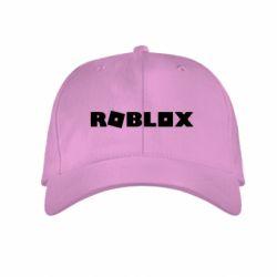 Детская кепка Roblox inscription