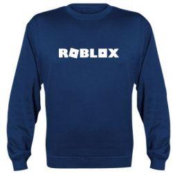 Реглан (свитшот) Roblox inscription