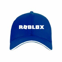 Кепка Roblox inscription