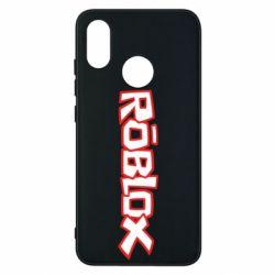 Чехол для Xiaomi Mi8 Roblox logo