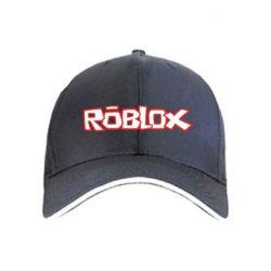 Кепка Roblox logo