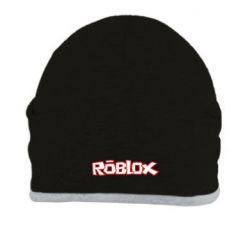 Шапка Roblox logo