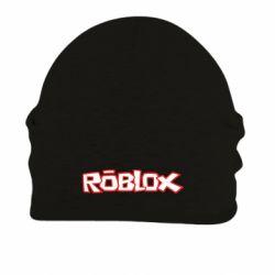 Шапка на флисе Roblox logo