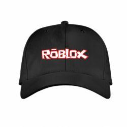 Детская кепка Roblox logo