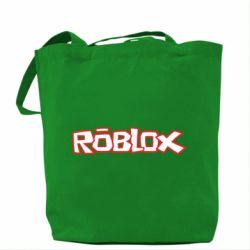 Сумка Roblox logo