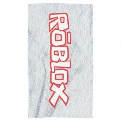 Полотенце Roblox logo