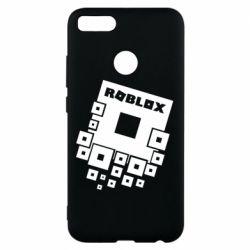 Чехол для Xiaomi Mi A1 Roblox logos