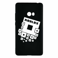Чехол для Xiaomi Mi Note 2 Roblox logos