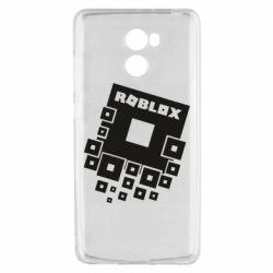Чехол для Xiaomi Redmi 4 Roblox logos