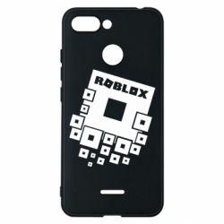 Чехол для Xiaomi Redmi 6 Roblox logos