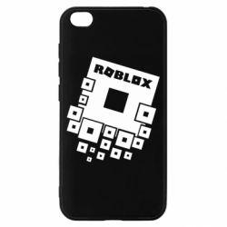 Чехол для Xiaomi Redmi Go Roblox logos