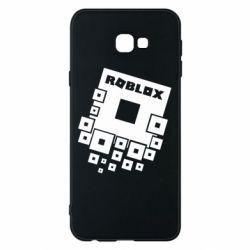 Чехол для Samsung J4 Plus 2018 Roblox logos