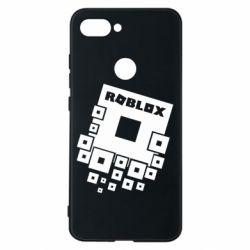 Чехол для Xiaomi Mi8 Lite Roblox logos