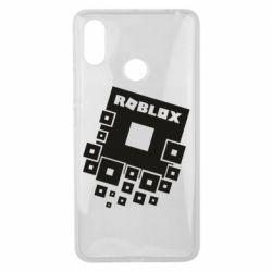 Чехол для Xiaomi Mi Max 3 Roblox logos