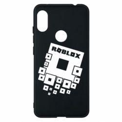 Чехол для Xiaomi Redmi Note 6 Pro Roblox logos