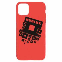 Чехол для iPhone 11 Pro Max Roblox logos