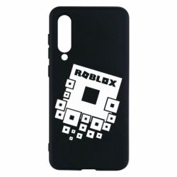 Чехол для Xiaomi Mi9 SE Roblox logos