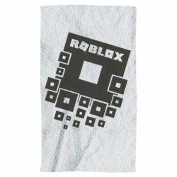 Полотенце Roblox logos