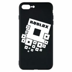Чехол для iPhone 7 Plus Roblox logos
