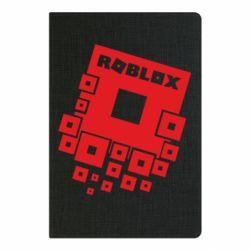 Блокнот А5 Roblox logos