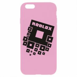 Чехол для iPhone 6/6S Roblox logos