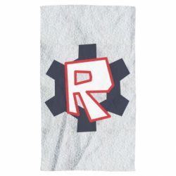 Рушник Roblox mini logo