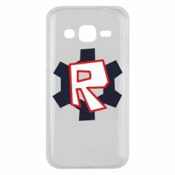 Чохол для Samsung J2 2015 Roblox mini logo