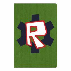 Блокнот А5 Roblox mini logo