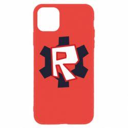 Чохол для iPhone 11 Roblox mini logo