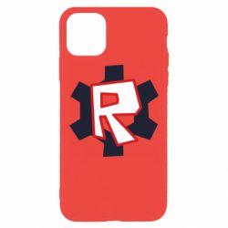 Чохол для iPhone 11 Pro Max Roblox mini logo