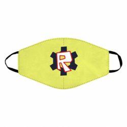 Маска для обличчя Roblox mini logo
