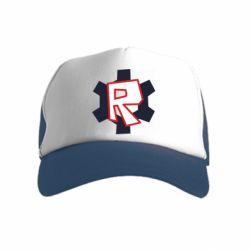 Дитяча кепка-тракер Roblox mini logo