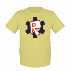 Дитяча футболка Roblox mini logo