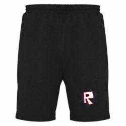 Чоловічі шорти Roblox mini logo