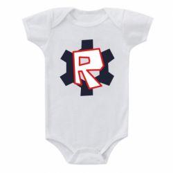 Дитячий бодік Roblox mini logo