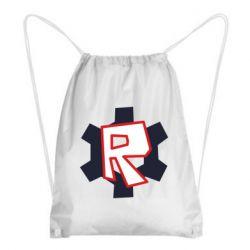 Рюкзак-мішок Roblox mini logo