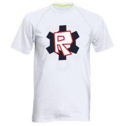 Чоловіча спортивна футболка Roblox mini logo