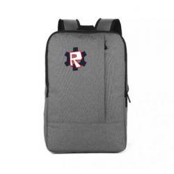 Рюкзак для ноутбука Roblox mini logo