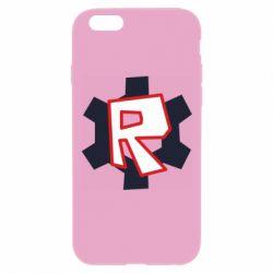 Чохол для iPhone 6 Plus/6S Plus Roblox mini logo