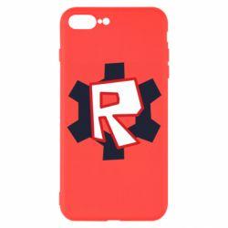 Чохол для iPhone 7 Plus Roblox mini logo