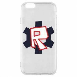 Чохол для iPhone 6/6S Roblox mini logo