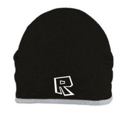 Шапка Roblox minimal logo